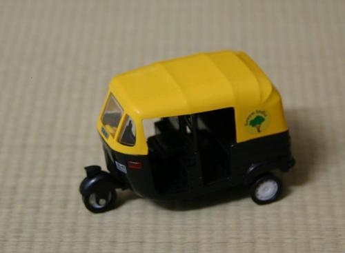 1-3・Autorickshaw (黒)