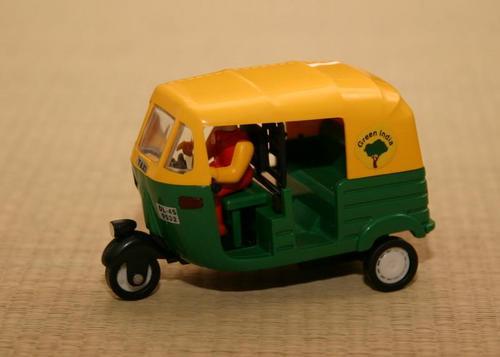 1-2・Autorickshaw New (緑)